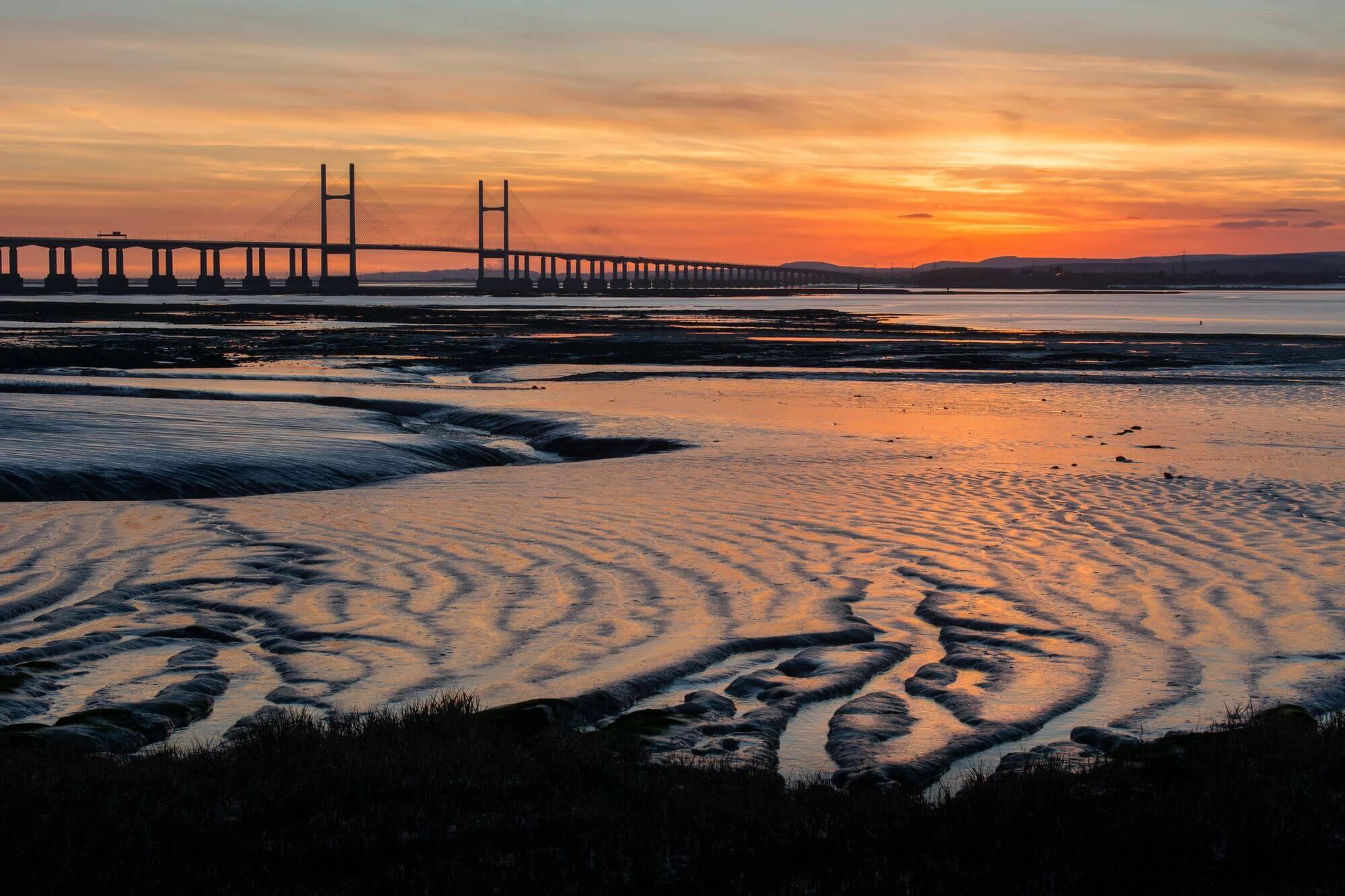 The Estuary at Twilight